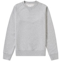 Gant Rugger Crew Sweat Grey
