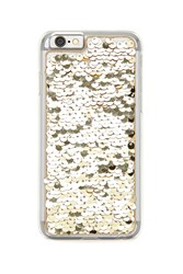 Forever 21 Sequin Case For Iphone 6 6S Gold