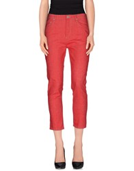 Etoile Isabel Marant Isabel Marant Etoile Trousers Casual Trousers Women Red