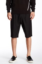 Antony Morato Buckle Waist Short Black