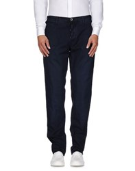 Icon Trousers Casual Trousers Men Dark Blue