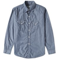 Post Overalls Cruzer 2 Shirt Blue