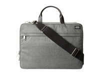 Jack Spade Slim Brief Grey Briefcase Bags Gray