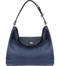 Mulberry Tessie Hobo Bag Regal Blue