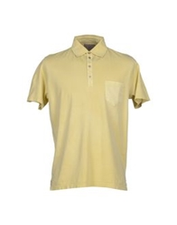 Rossopuro Polo Shirts Yellow