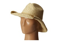 San Diego Hat Company Pbc1028 Cowboy Hat W Lurex Paper And Metallic Trim Gold Traditional Hats