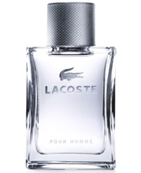 Lacoste Pour Homme Natural Spray Eau De Toilette 3.3 Oz