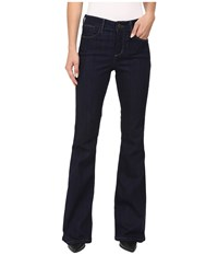 Nydj Farrah Flare Jeans In Sure Stretch Denim In Mabel Wash Mabel Wash Women's Jeans Beige
