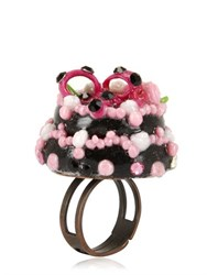 Les Delices De Rose Crystal Cake Ring
