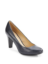Geox Marie Claire Leather Pumps