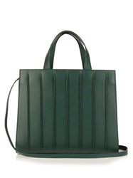 Max Mara Whitney Large Tote Green