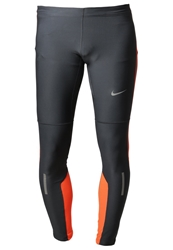 Nike Performance Tech Tights Magnet Grey Reflective Silver