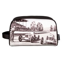 John Lewis Men's Start Your Engines Toiletries Bag