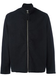 Our Legacy Zipped Boxy Jacket Black