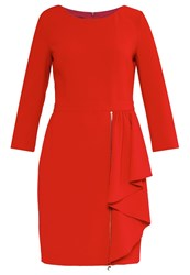 Boutique Moschino Cocktail Dress Party Dress Red