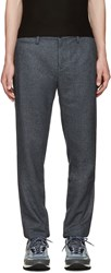 Burberry Blue Walham Trousers