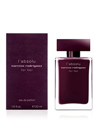 Narciso Rodriguez For Her L'absolu Eau De Parfum 1.6 Oz.