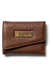 Volcom 'Simple Life' Wallet Brown