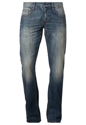 Mustang Oregon Bootcut Jeans 535 Bleached Denim
