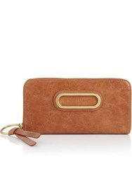 See By Chloe Long Zipped Wallet Hazel One Colour