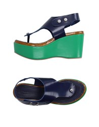 Diesel Footwear Sandals Women Dark Blue