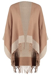 Anna Field Cape Camel