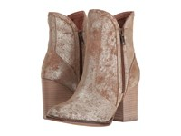 Seychelles Lori Penny Gold Distressed Women's Dress Boots