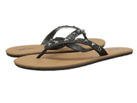 Volcom Pretty Legit Black Women's Sandals