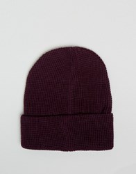 7X Beanie In Purple Purple