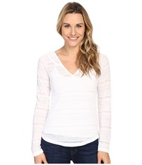 Columbia Inner Luminosity Hoodie White Women's Sweatshirt