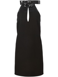 Maison Martin Margiela Maison Margiela Bow Strap Dress Black
