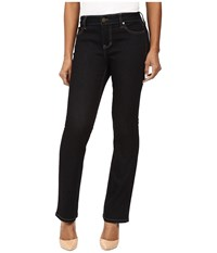 Liverpool Petite Saddie's Straight Jeans In Indigo Rinse Indigo Indigo Rinse Indigo Women's Jeans Blue