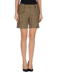 Aspesi Shorts Military Green