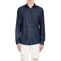 Nsf Men's Axel Shirt Blue
