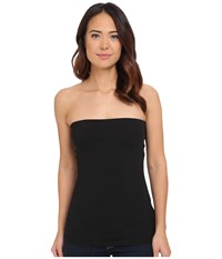 Susana Monaco Tube Top Black 1 Women's Sleeveless