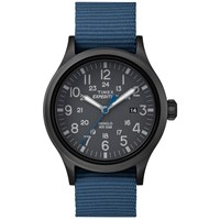 Timex Expedition Scout Watch Blue
