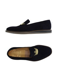 Church's Footwear Moccasins Men Dark Blue