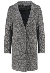 Soyaconcept Neptun Classic Coat Light Grey Combi Anthracite