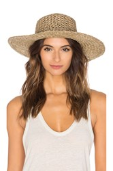 Lack Of Color The Sunnydip Wide Brimmed Hat Brown