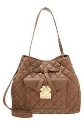Love Moschino Handbag Camel