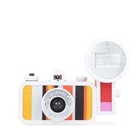 La Sardina And Flash Camera Capri By Lomography Fab.Com