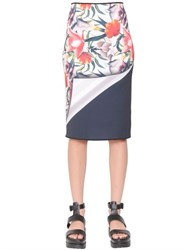 Clover Canyon Reversible Turning Flower Neoprene Skirt