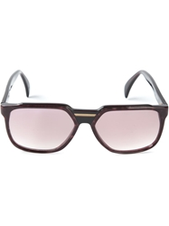 Yves Saint Laurent Vintage Tortoiseshell Effect Sunglasses