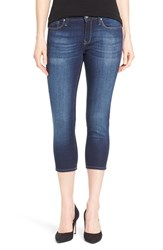 Women's Mavi Jeans 'Keira' Stretch Crop Skinny Jeans Dark Brushed Shanti