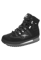Kangaroos Trampdic Winter Boots Black Dark Grey