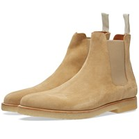 Common Projects Chelsea Boot Suede Neutrals