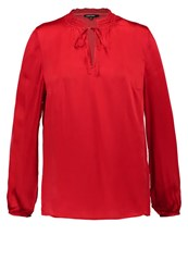 More And More Blouse Red Passion