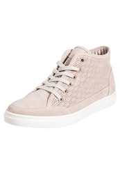Pier One Hightop Trainers Beige