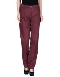 Brax Casual Pants Deep Purple