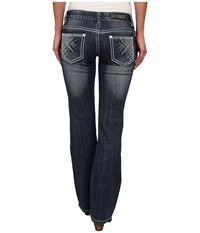 Rock And Roll Cowgirl Low Rise Bootcut In Medium Vintage W0 3631 Medium Vintage Women's Jeans Blue